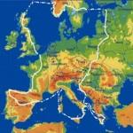 Tour d euroep à vélo