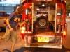 Camion de pompier? Non, taxi collectif!