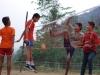 Premier bivouac dans une école primaire: partie de keto!