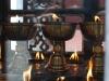 Lampes au beurre de yak